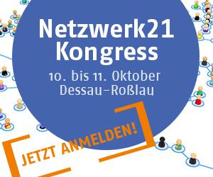 Netzwerk21 Kongress
