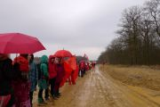 Protestaktion Hambacher Forst