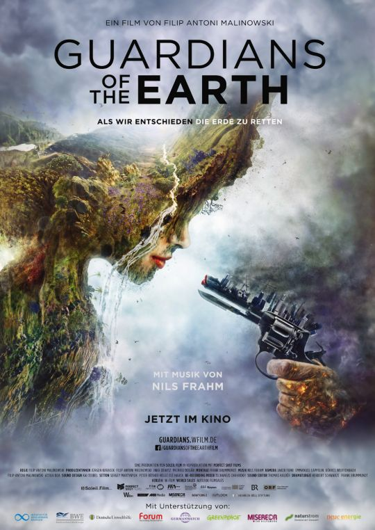 Filmplakat Guardians of the Earth