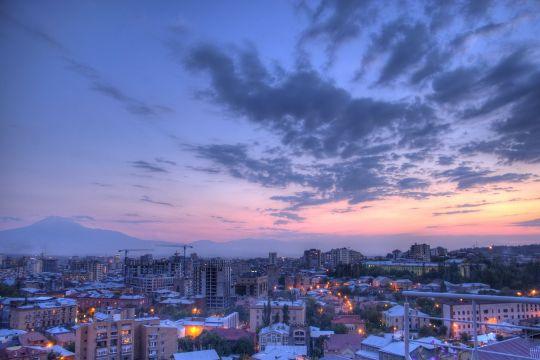 Solare Wende In Armenien Klimareporter