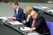 Peter Altmaier im Bundestag