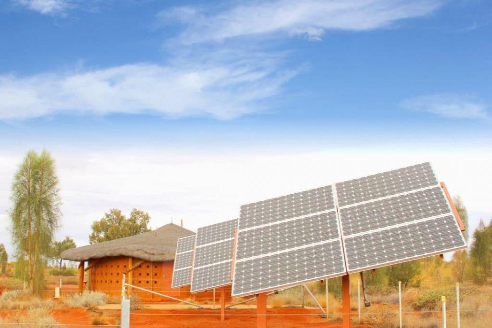 Wie eine Solaranlage Frieden stiften kann