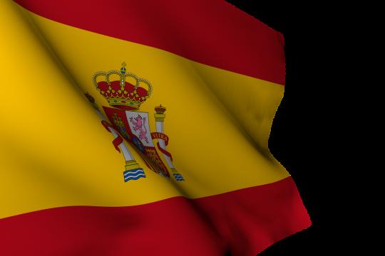 Spaniens Flagge
