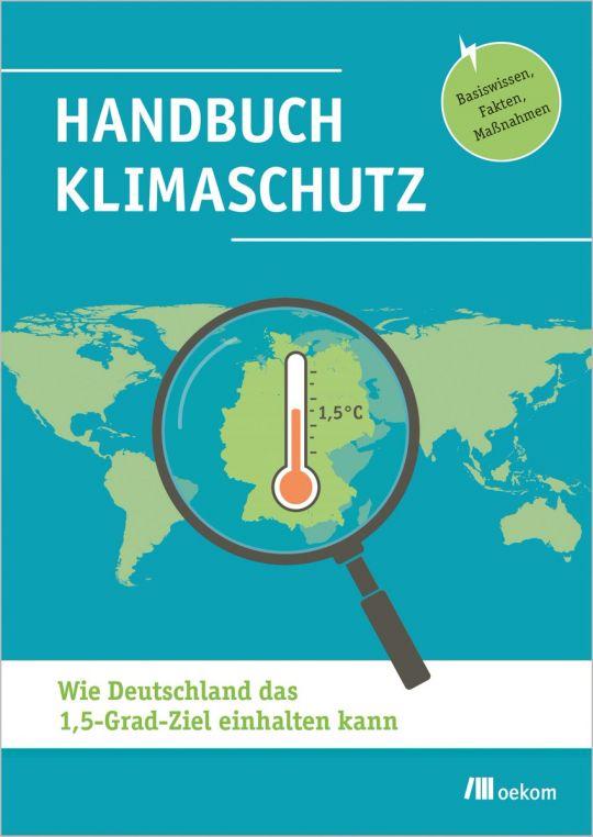 Buchcover Handbuch Klimaschutz.